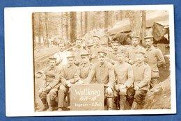 Vosges  -  Campement Allemand Endroit Exact à Identifier - France