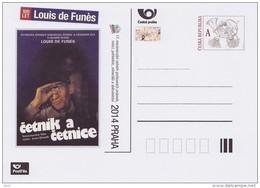 EPC SBERATEL 2014 Affiche Du  Film Avec Louis De FUNES ; Le Gendarme De Saint Tropez - Entiers Postaux