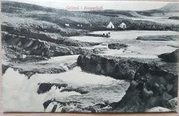 Iceland Grimsa I Borgarfirdi 1906 - Islandia