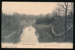 MONS   SQUARE DE LA PRISON - Mons
