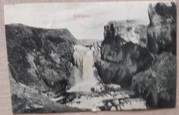 Iceland Tröllafoss - Iceland
