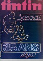 Tintin. Revue: 36 ème Année. N° 39 - Tintin