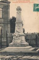 (CPA 71) EPINAC-LES-MINES  /  Monument Des Combattants (1870-1871) - Autres Communes