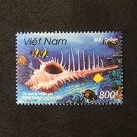 VIETNAM. 2004. MNH (C3309D) - Conchas
