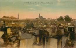 SYRIE - DAMAS - Vue De La Ville Après L'incendie - Syrië