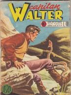 """9284-CAPITAN WALTER - N. 107 DEL 9 GENNAIO 55 - """"RITORNO DEL PASSATO"""" - Livres, BD, Revues"""