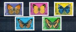 Djibouti. Papillons - Gibuti (1977-...)