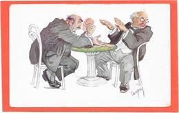 JEUX De Cartes - VIENNOISE De B.K.W.I. - Deux Hommes Jouant Aux Cartes - Cartes à Jouer
