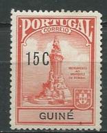 Guinée Portugaise  -     - Yvert N° 207 *   - Po60321 - Portuguese Guinea