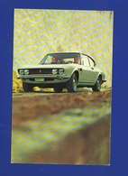 FIAT Dino Coupè Auto Cars Voitures Cpa Anni '70 - Autobus & Pullman