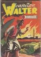 """9287-CAPITAN WALTER - N. 115 DEL 6 MARZO 55 - """"FIAMME NELLA STEPPA"""" - Livres, BD, Revues"""