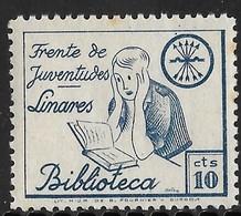 Linares Ed.nr.1 - Emisiones Repúblicanas