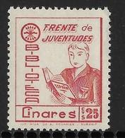 Linares Ed.nr.2 - Emisiones Repúblicanas