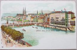 France Hotel Des Trois Rois Bale - France