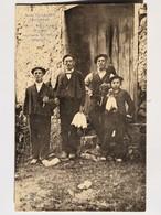 C.P.A. : 64 Pays Basque, BERGERS, Marchands De Breuils (fromages) - France