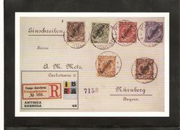 ANTIGUA & BARBUDA, 1999 Ibra'99 World Stamp Exhibition, Nuremberg, S-s MNH - Exposiciones Filatélicas