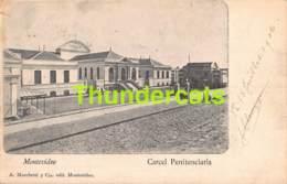 CPA URUGUAY CARCEL PENITENCIARIA  MONTEVIDEO PRISON PRISSON - Uruguay