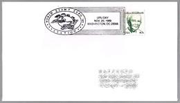 DIA DE LA UNION POSTAL INTERNACIONAL - UPU DAY. Washington DC 1989 - UPU (Unión Postal Universal)