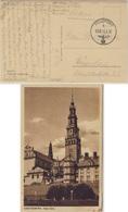 DR - 17.9.39 Feldpostkarte (AK Czenstochowa), Fp.-Norm-Stpl./Kenn-Nr. 553 Ub B - Briefe U. Dokumente