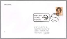 DIA DE LA UNION POSTAL INTERNACIONAL - UPU DAY. Amsterdam 1988 - UPU (Unión Postal Universal)