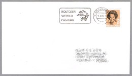 DIA DE LA UNION POSTAL INTERNACIONAL - UPU DAY. Granvenhagen 1989 - UPU (Unión Postal Universal)