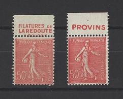 FRANCE. YT   N° 199  Neuf **  1924 - France