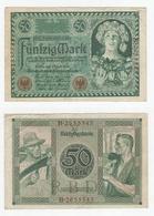 Ro.66 50 Mark 23.07.1920 Gebraucht - [ 3] 1918-1933 : Weimar Republic
