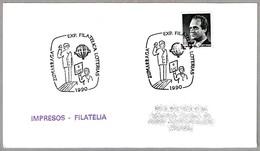 Exposicion Filatelia LOTERIAS - LOTTERY. Zumarraga, Pais Vasco, 1990 - Juegos