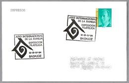 AÑO INTERNACIONAL DE LA FAMILIA - International Year Of The Family. Badajoz, Extremadura, 1994 - ONU