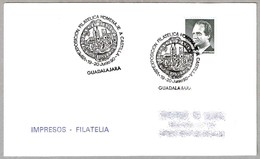 Exposicion Filatelica HOMENAJE A CASTILLA. Guadalajara 1990 - 1931-Hoy: 2ª República - ... Juan Carlos I