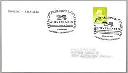 FERIA INTERNACIONAL CANARIAS'90 - 25 Aniv. Institucion Ferial De Canarias. Las Palmas G.C. 1990 - 1981-90 Cartas