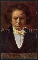 Postcard / CP / Ludwig Van Beethoven / German Composer And Pianist / Compositeur Allemand / Unused - Chanteurs & Musiciens