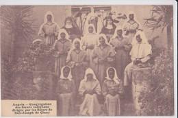 Carte Vers 1930 ANGOLA / CONGREGATION DES SOEURS INDIGENES ET SOEUR SAINT JOSEPH DE CLUNY - Angola