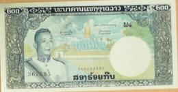 BILLET De BANQUE-LAOS-200 KIP-1964 - Laos