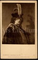 Postcard / CP / Rembrandt / Selbstbildnis Von 1635 / Fürstlich Liechtenstein'sche Gemälde Galerie, Wien / Unused - Peintures & Tableaux