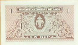 BILLET De BANQUE-LAOS-1 KIP-1960 - Laos