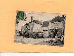 F0703 - CRAONNELLE - 02 - La Grande Rue - Café Tabac E. ROBERT - Autres Communes