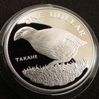 New Zealand $1 1982 Bird Nova Zelandia Nuova Zelanda Nouvelle Zelande - Nouvelle-Zélande