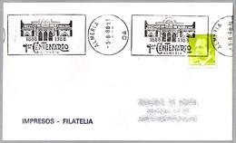 100 Años PLAZA DE TOROS - 100 Years Bullring. Almeria, Andalucia, 1988 - Fiestas