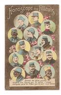 HOROSCOPE DES FILLEULS - JK 2086 - JEU DE HASARD - - Cartes Postales
