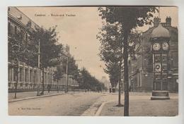 CPA CAMBRAI (Nord) - Boulevard Vauban - Cambrai