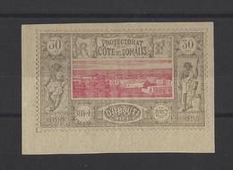 COTE DES SOMALIS. YT  N° 13  Neuf **  1894 - Côte Française Des Somalis (1894-1967)