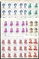 1970 EDIFIL  1990/5 24 SERIES COMPLETAS SIN FIJASELLOS - 1931-Hoy: 2ª República - ... Juan Carlos I