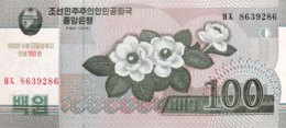 North Korea 100 Won, P-CS12 (2013) - UNC - 100th Birthday Kim Il Sung - Corée Du Nord