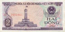 Vietnam 2 Dong, P-91 (1985) - UNC - Vietnam