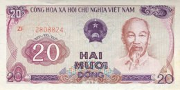 Vietnam 20 Dong, P-94 (1985) - UNC - Vietnam