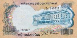 South Vietnam+ 1.000 Dong, P-34 (1972) - UNC - Vietnam