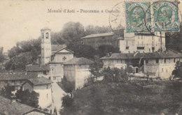 Monale D'Asti Panorama E Castello (lot A25) - Asti
