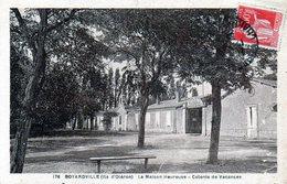 BOYARDVILLE  La Maison Heureuse - Ile D'Oléron