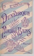 59 - Dunkerque - Malo-les-Bains - Guide Touristique De 1912 - Dépliants Touristiques